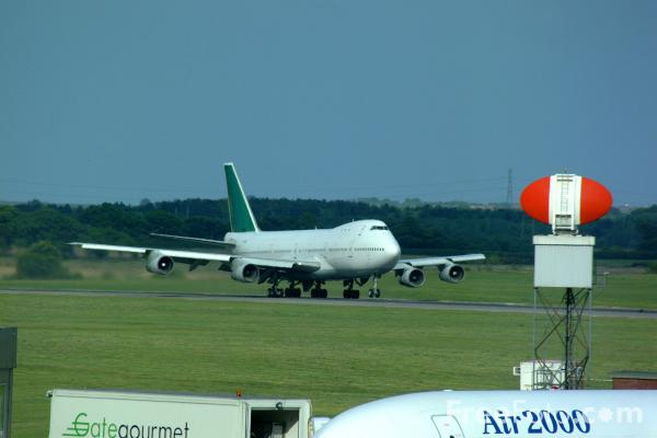 Picture of Air Atlanta Boeing 747-200 TF-ATB - Free Pictures - FreeFoto.com