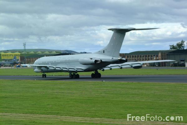 Picture of RAF VC10, RAF Leuchars Airshow - Free Pictures - FreeFoto.com