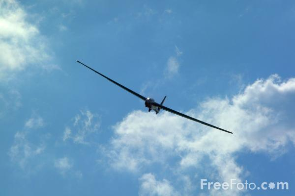 Picture of Glider - Free Pictures - FreeFoto.com