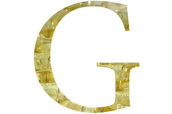 Picture of Letter G - Free Pictures - FreeFoto.com
