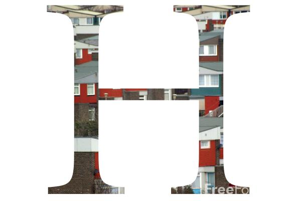 Picture of Letter H - Free Pictures - FreeFoto.com