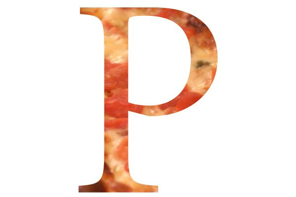 Picture of Letter P - Free Pictures - FreeFoto.com