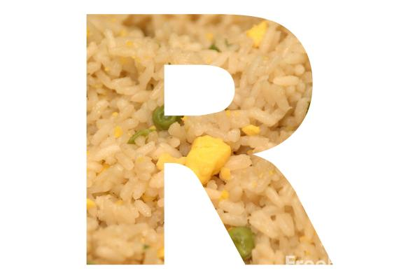 Picture of Letter R - Free Pictures - FreeFoto.com