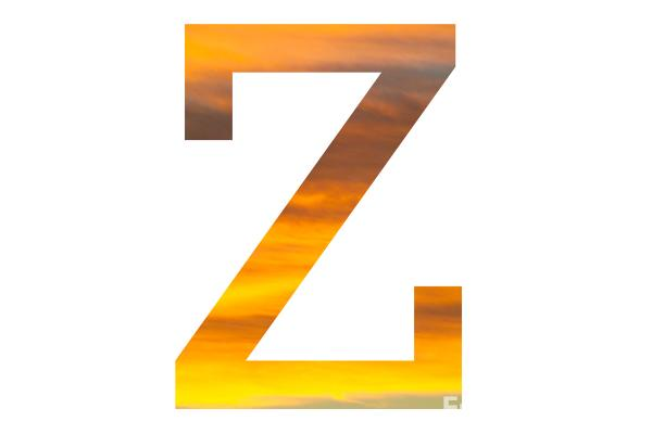 Picture of Letter Z - Free Pictures - FreeFoto.com