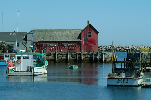 Picture of Motif No 1, Rockport, Massachusetts, USA - Free Pictures - FreeFoto.com