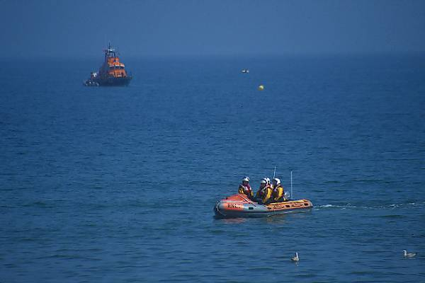 Picture of RNLI Inshore Lifeboat, Sunderland - Free Pictures - FreeFoto.com
