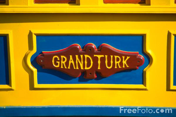 Picture of The Grand Turk - Free Pictures - FreeFoto.com