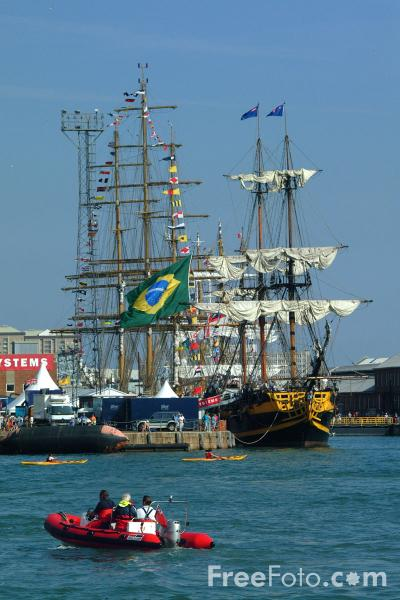 Picture of International Festival of the Sea, Portsmouth - Free Pictures - FreeFoto.com