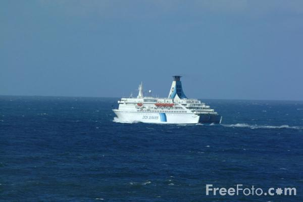 Picture of DFDS Seaways - Free Pictures - FreeFoto.com