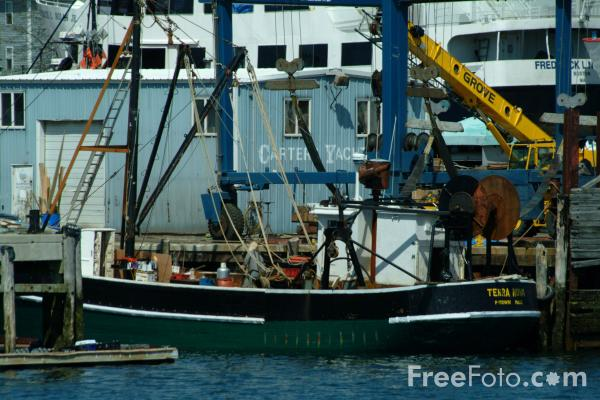 Fishing boat gloucester massachusetts usa pictures for Mass commercial fishing
