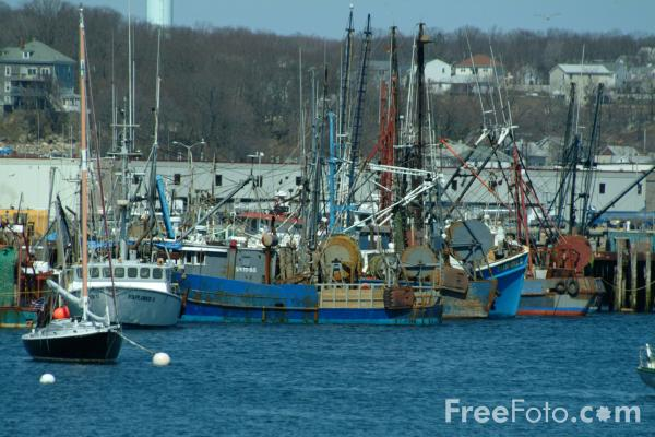 Fishing boat gloucester massachusetts usa pictures for Gloucester ma fishing