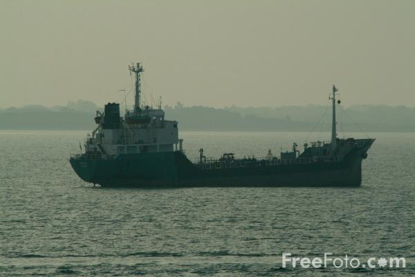 Picture of RMC Marine Dredger Sand Weaver - Free Pictures - FreeFoto.com