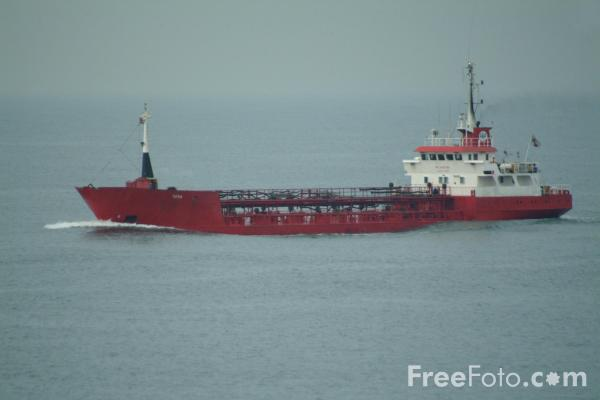 Picture of Cargo Ships - Free Pictures - FreeFoto.com