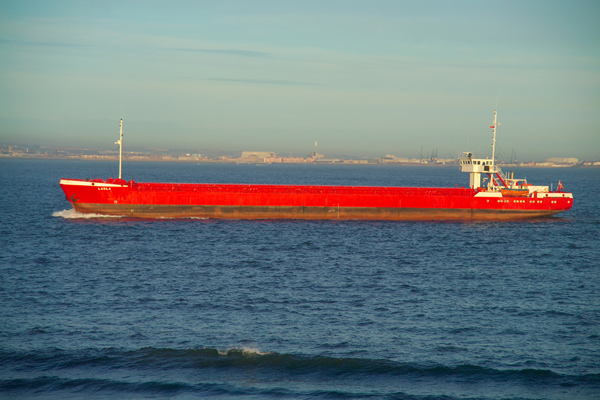 Picture of M/V Laola, Fredericia Shipping - Free Pictures - FreeFoto.com