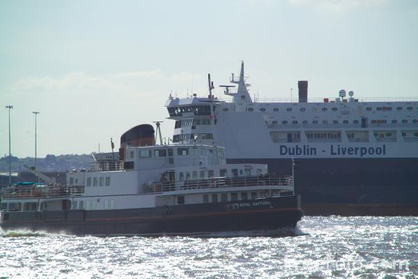 Picture of Norse Merchant Ferries Liverpool - Dublin ferry service - Free Pictures - FreeFoto.com
