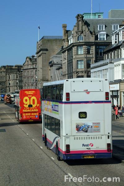 Picture of First Edinburgh Bus - Free Pictures - FreeFoto.com