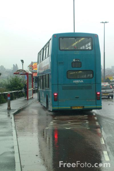 Picture of Arriva Bus Service, Leeds - Free Pictures - FreeFoto.com