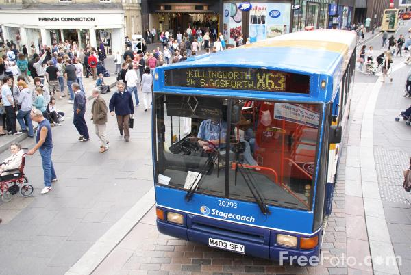 Picture of Stagecoach - Free Pictures - FreeFoto.com