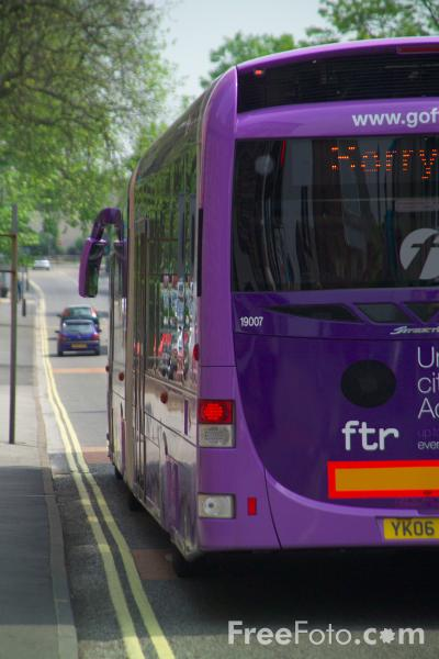 Picture of FTR StreetCar, York - Free Pictures - FreeFoto.com