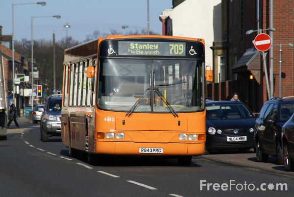 Picture of Bus - Free Pictures - FreeFoto.com