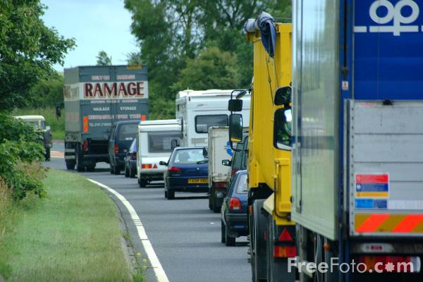 Picture of A1 Northumberland - Free Pictures - FreeFoto.com