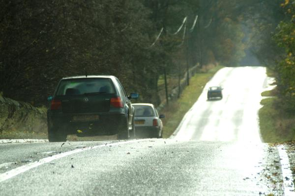 Picture of A68 Main Road, Northumberland - Free Pictures - FreeFoto.com