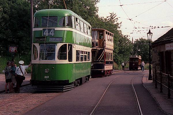 Picture of Crich Tram Museum - Free Pictures - FreeFoto.com