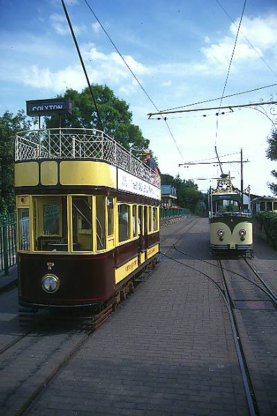 Picture of Seaton Tramway, Devon - Free Pictures - FreeFoto.com