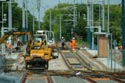 Nottingham Express Transit Under Construction has been viewed 8745 times