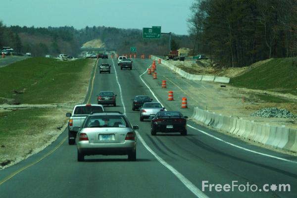 Picture of Route 3 North - Free Pictures - FreeFoto.com