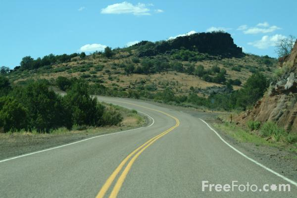 Picture of Route 66, Arizona - Free Pictures - FreeFoto.com