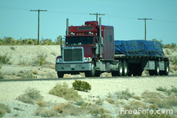 Picture of Route 95, Nevada, USA - Free Pictures - FreeFoto.com