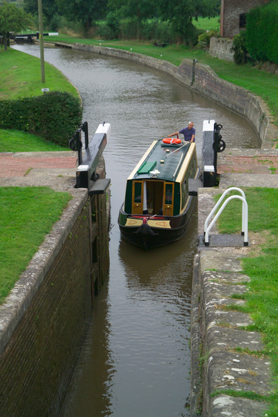 Picture of Montgomeryshire Canal - Free Pictures - FreeFoto.com
