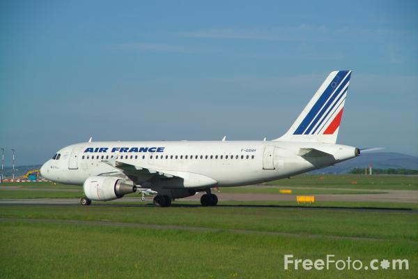 Picture of Air France - Free Pictures - FreeFoto.com