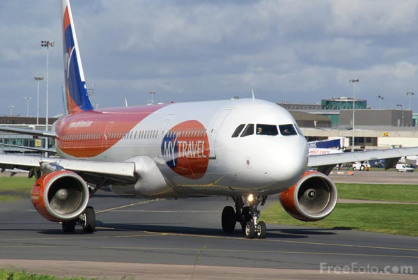 Picture of MyTravel Airways - Free Pictures - FreeFoto.com