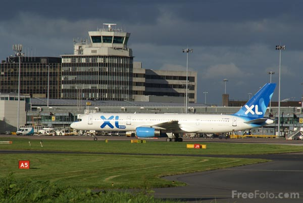 Picture of XL Airways - Free Pictures - FreeFoto.com