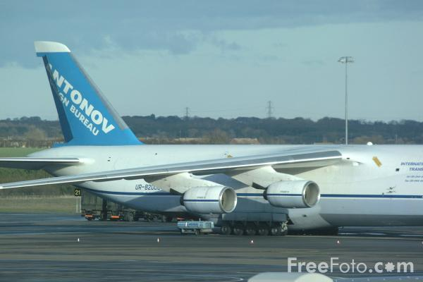 Picture of Antonov Airlines An-124-100 - Free Pictures - FreeFoto.com