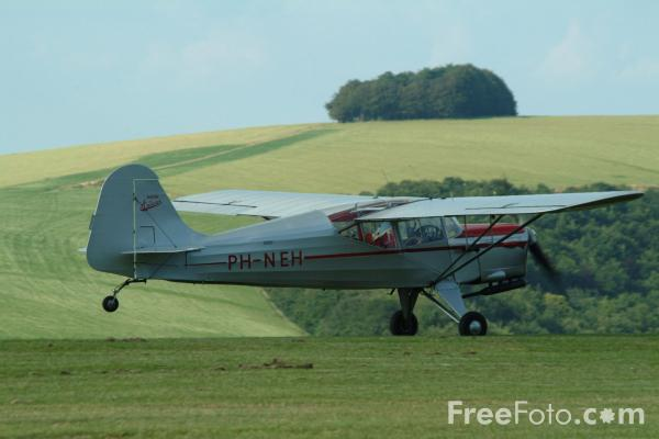 Picture of Auster J/5B Autocar PH-NEH - Free Pictures - FreeFoto.com