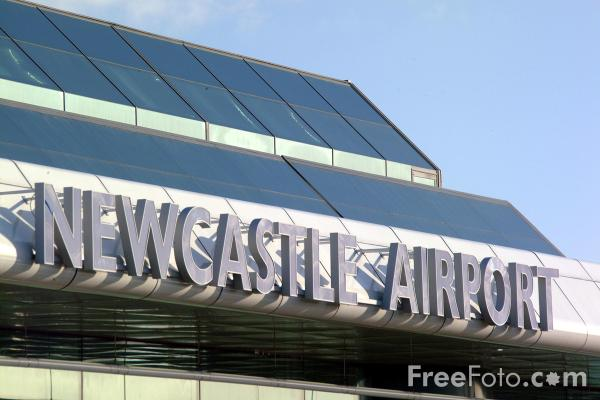 Picture of Newcastle International Airport - Free Pictures - FreeFoto.com