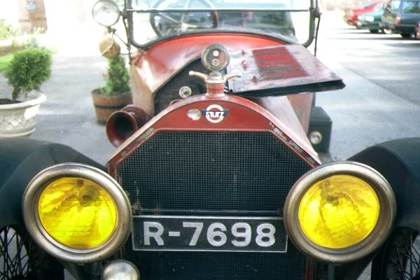 Picture of USA Vintage Car - Free Pictures - FreeFoto.com