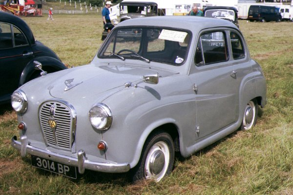 1958 Built Austin A35 3014bp Pictures Free Use Image