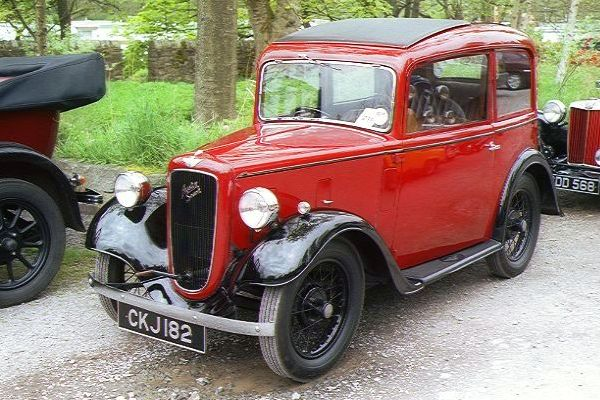 Austin 7 6787md pictures free use image 21 08 9 by for Austin rising fast motor cars