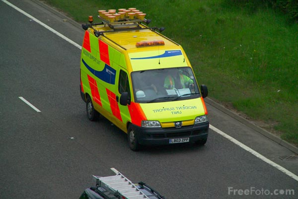 Picture of Highways Agency - Free Pictures - FreeFoto.com