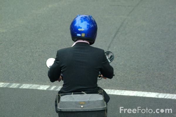 Picture of Scooter - Free Pictures - FreeFoto.com