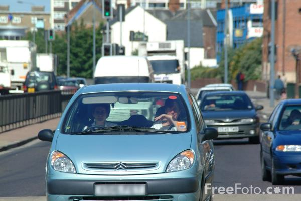 Picture of Roads and Motorways - Free Pictures - FreeFoto.com