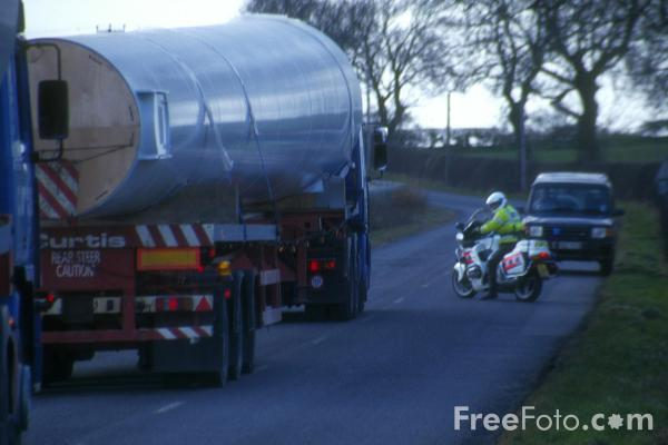 Picture of Curtis Heavy Haulage - Free Pictures - FreeFoto.com