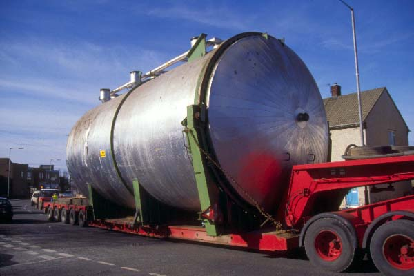 Picture of Heavy Haulage - Free Pictures - FreeFoto.com