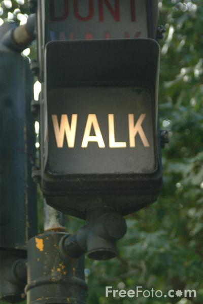 Walk Sign Pictures Free Use Image 21 33 70 By Freefoto Com