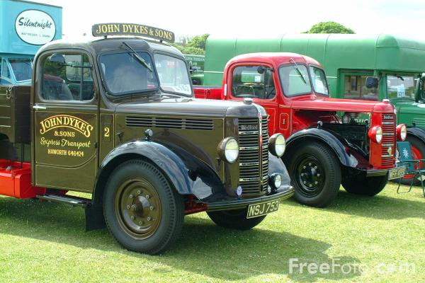 Picture of Vintage Trucks - Free Pictures - FreeFoto.com