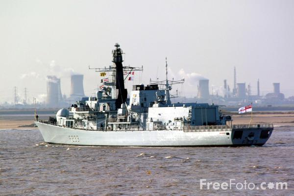 Picture of HMS Marlborough - Free Pictures - FreeFoto.com